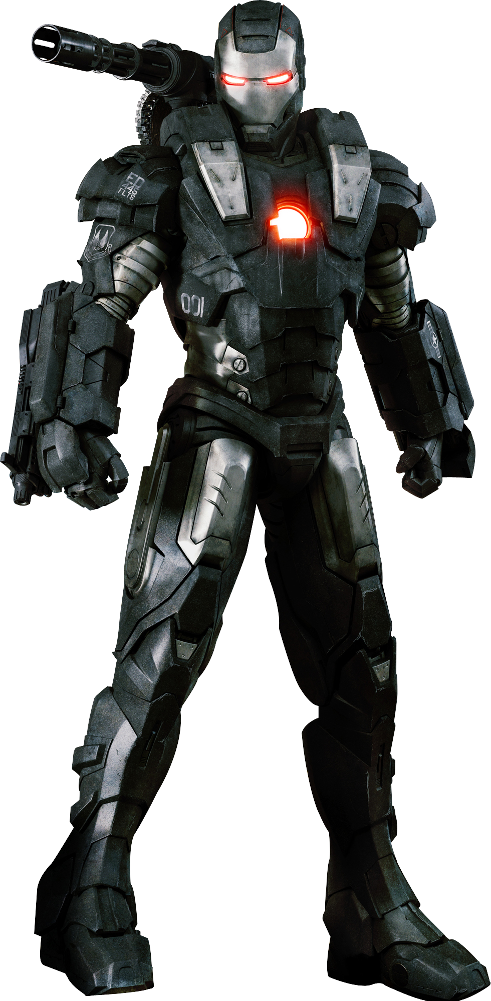 James Rhodes/War Machine