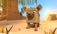 Zoobabu Hyena