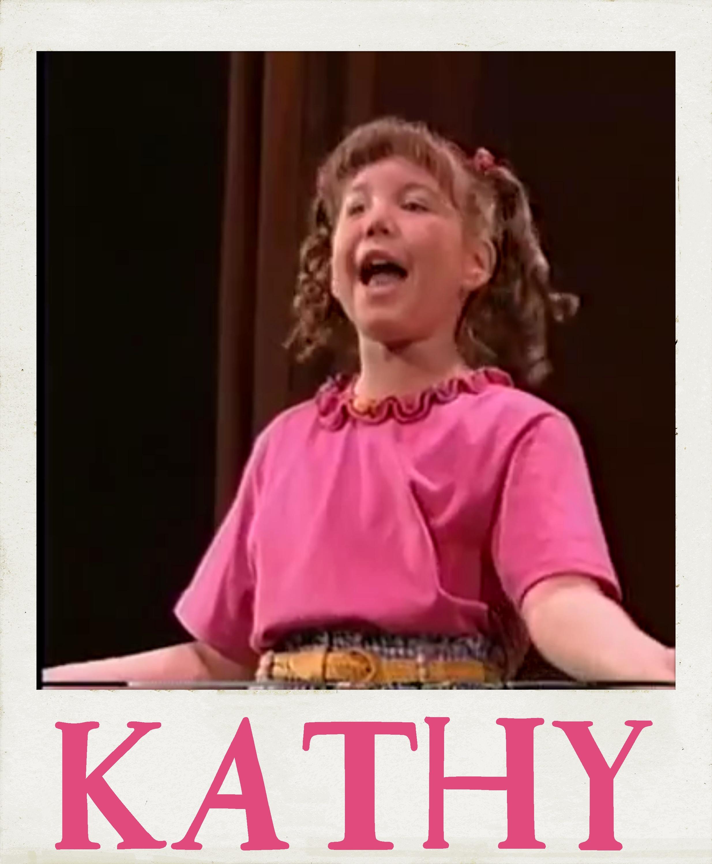 Kathy (Barney)