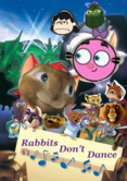 Characters don't dance poster