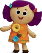 Dolly Toy Story 4 render