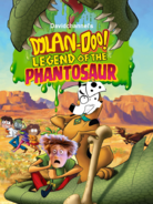 Dylan-Doo! Legend of the Phantosaur (2011) Poster