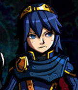Lucina in Code Name- S.T.E.A.M.