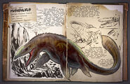 Mosasaurus Dossier