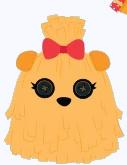 Peppy Pom Pom's Pomeranian