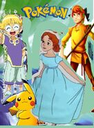 Pokemon 154movies style