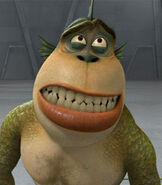 The Missing Link in Monsters vs Aliens