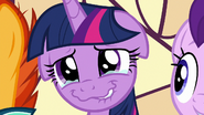 Twilight Sparkle crying tears of pride S7E26