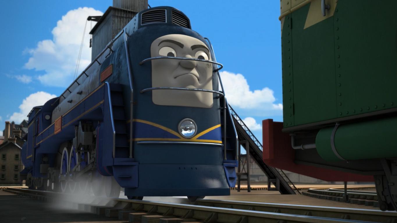 Vinnie the Grand Trunk Western Engine