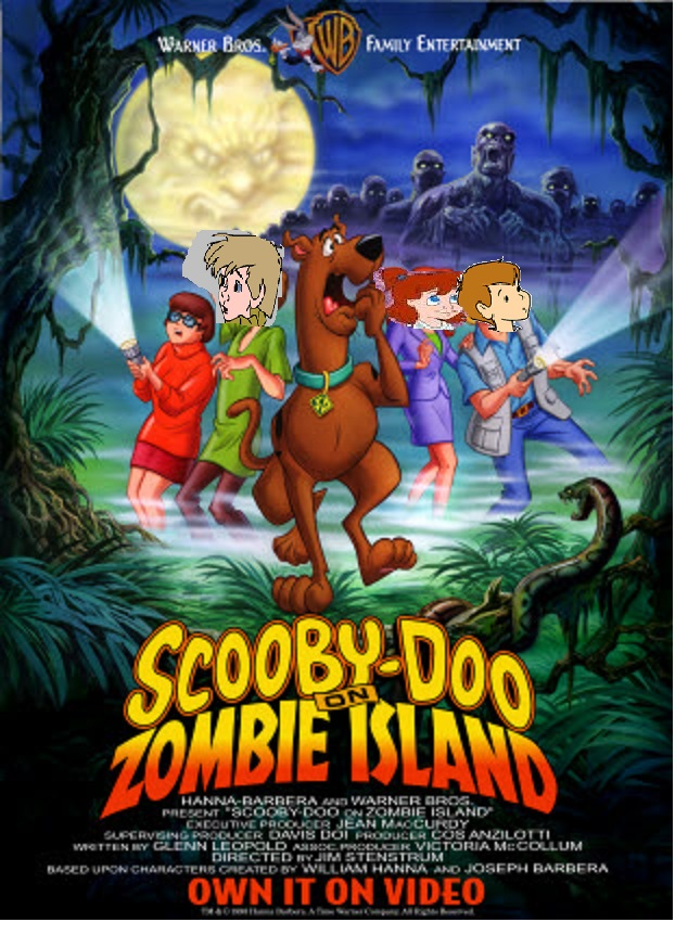 Scooby Doo on Zombie Island (Paris2015 Style)