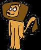 Alex the Lion in GoAnimate