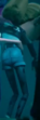Brittany blue butt