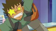 Brock seeing stars