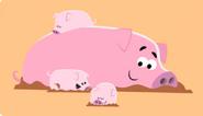 Bubble Guppies Pigs