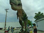 DinoStroll T-Rex