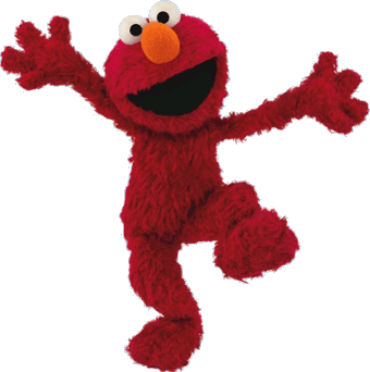 Elmo and Company (LegalizeAnythingMuppets Style)