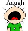 Jimmy five yelling aaugh by mega shonen one 64 d9nrgpk-pre