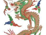 Korean Dragon
