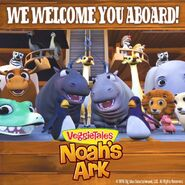 Noah's Ark Zebras Dogs Beagles Mooses Deers Elks Elephants Hippopotamuses Penguins Alligators Crocodiles Giraffes Lions Bears Emus Pigs Gharials and Caimans