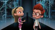 Penny talking to Sherman