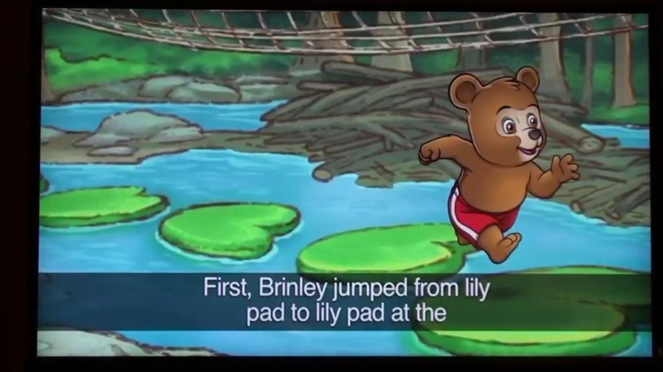 Brinley the Bear