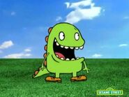 Sesame Street Dino Dance