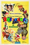 Sniffles (Dumbo) Poster