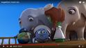 Veggie Tales Elephants