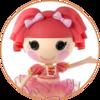 Character Portrait - Tippy Tumblelina