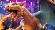 Charizard from Detective Pikachu