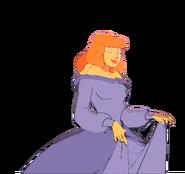 Daphne Blake dressed as princess(1)