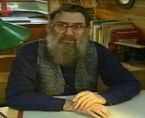 John Cunliffe (Rosie and Jim)