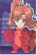 Makoto as foxglove