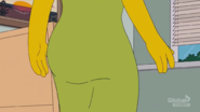 Marge's booty 1