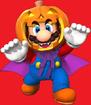 Mario's Pumpkin Costume