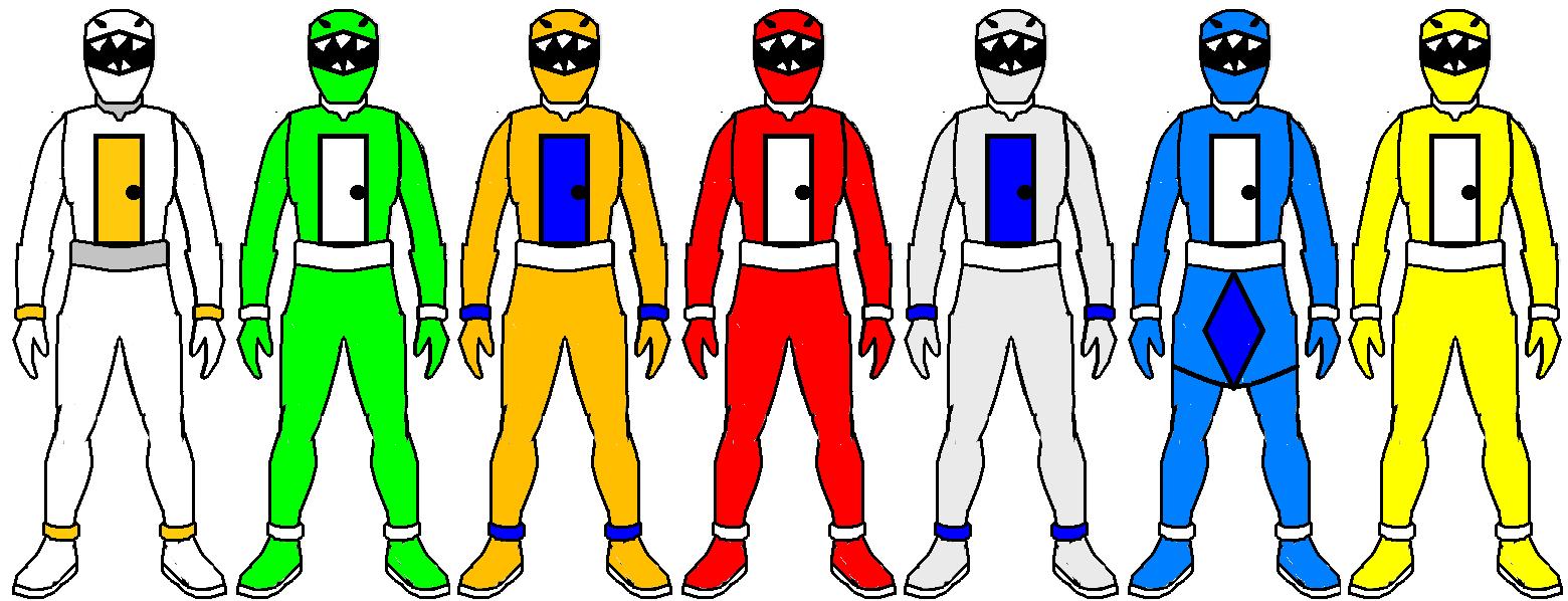 Power Rangers Monsters, Inc.