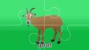 Nursery Tracks Goat