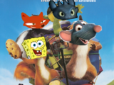 Over the Hedge (Blurhulur Style)
