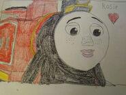 Rosie the tank engine thomas mate by hamiltonhannah18 de10y71-fullview