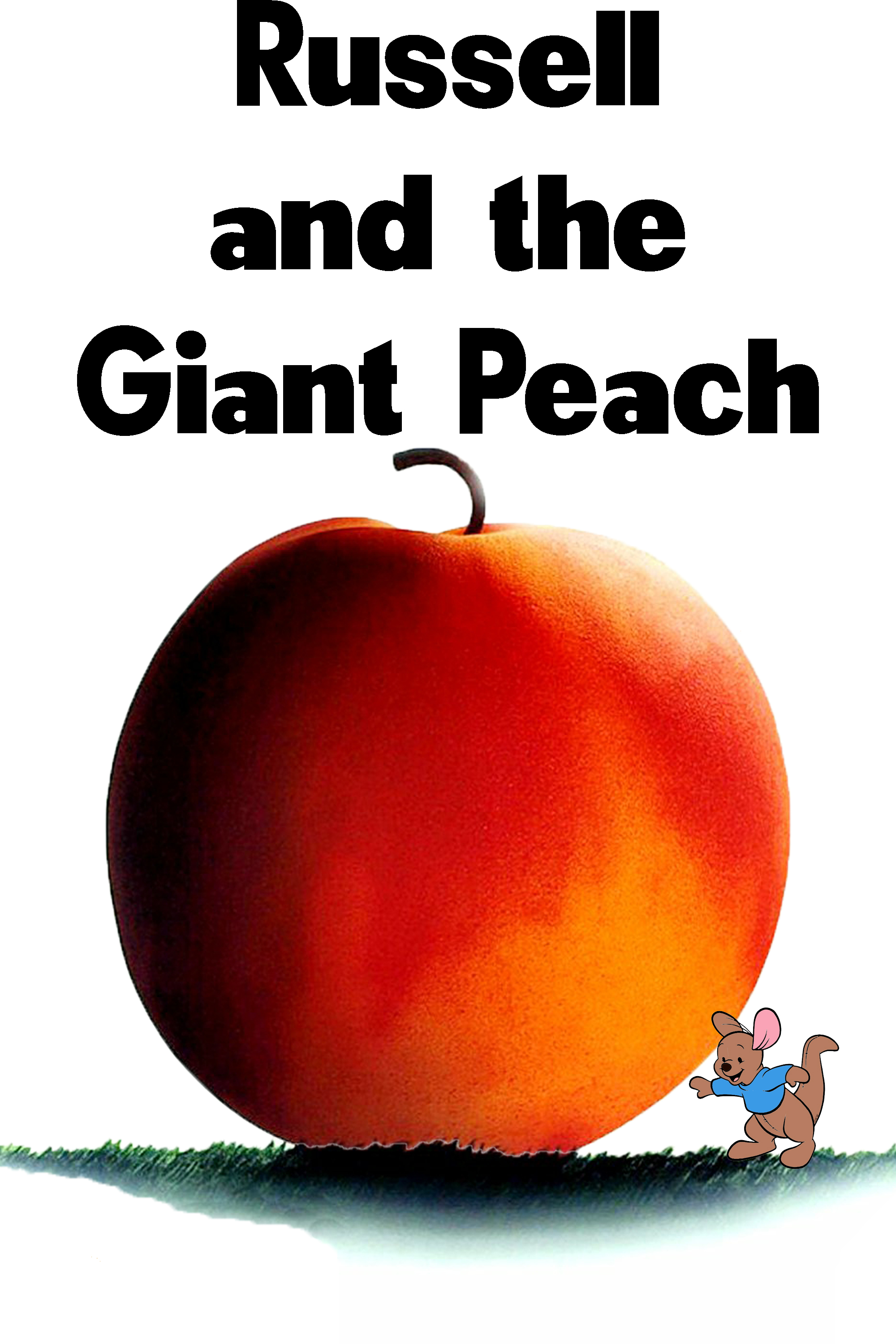 Russell and the Giant Peach