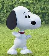 Snoopy in Snoopy's Grand Adventure