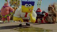 Spongebob taste like french fries