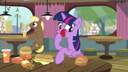Twilight Sparkle I didn't realize how hungry S4E15