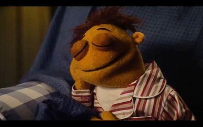 Walter falls asleep while watching The Muppet Show.jpg