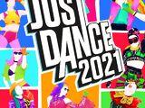 Just Dance 2021 (Cartoon / Anime All Stars Edition)