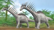 Amargasaurus dbwc