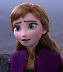 Anna's Big Surprise