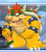 Bowser in Super Mario Kart Arcade 2
