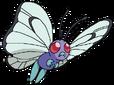 Butterfree rosemaryhillspokemonadventures