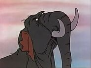 Colonel Hathi in The Jungle Book (1967)